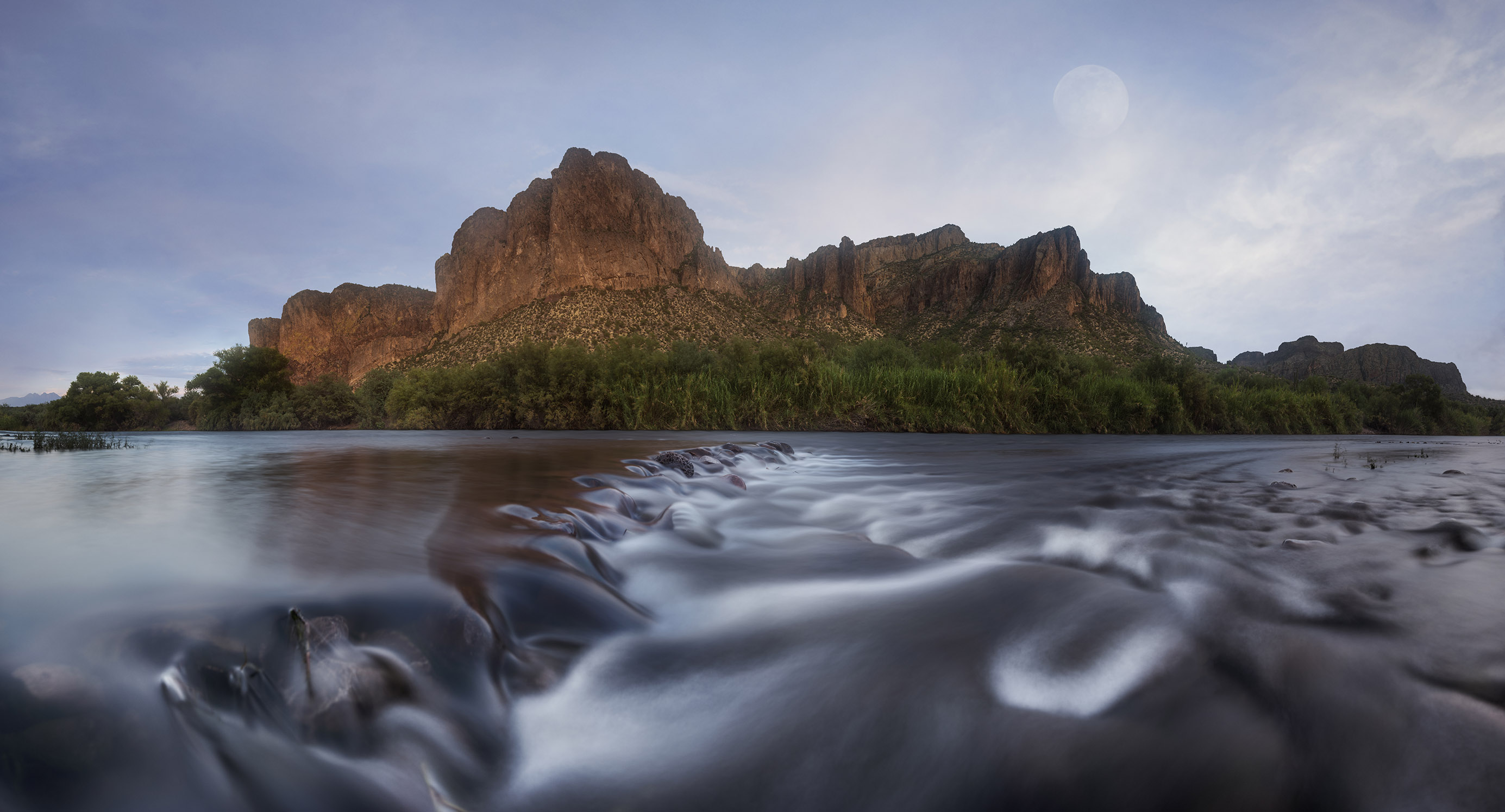 arizona landscape photography, salt river arizona, salt river bluffs, arizona landscape photographer